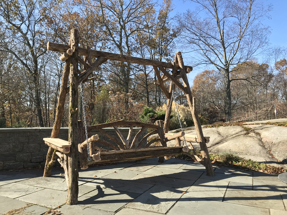 Bethany Bench Swing