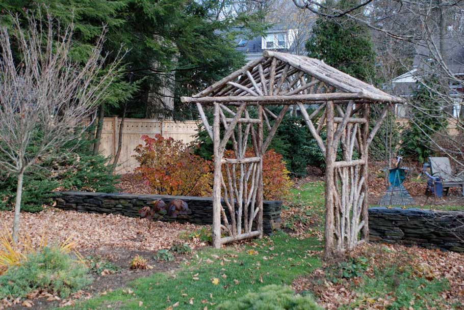 Rustic Arbors Pergolas Wedding Chuppahs Branch