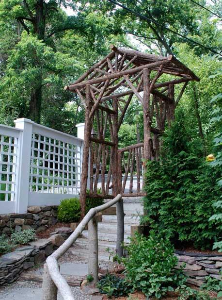 Garden Pergola Trellis