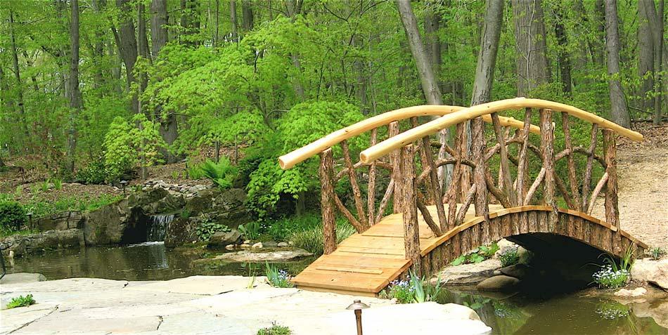 Rustic Bridges Amp Walkways Garden Bridges Pedestrian Bridges For Sale