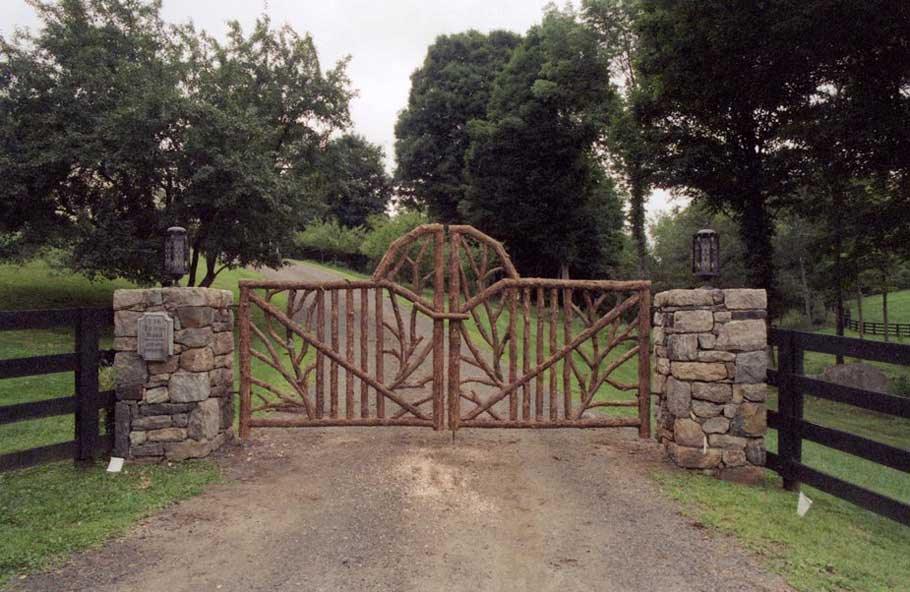 Fencing, Railings And Gates