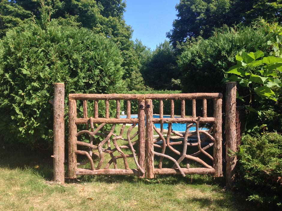 Charming Fencing, Railings And Gates