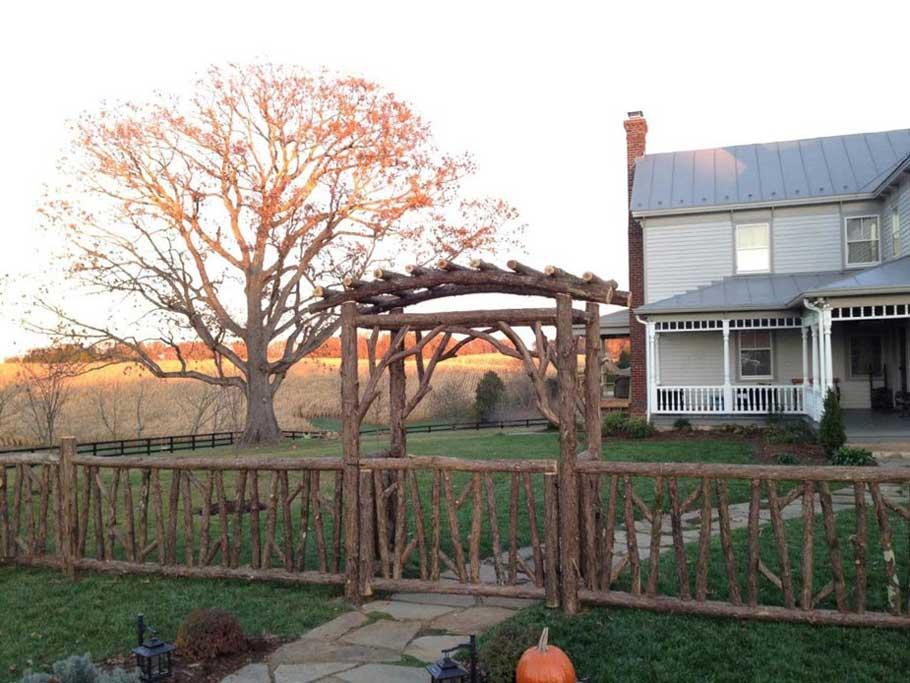 Plunkett Arbor U0026 Fencing