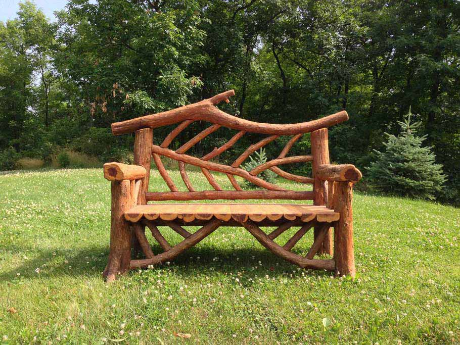 Rhinebeck Bench (Oiled)